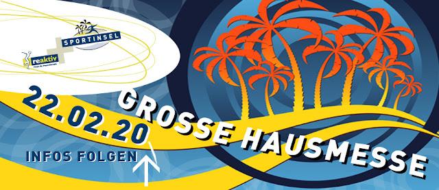 22.02.2020 Hausmesse rund um das Thema Gesundheit